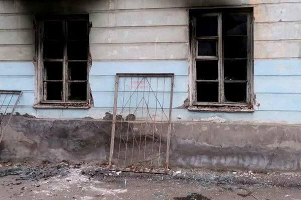 Двое детей пострадали на пожаре в Самаре | CityTraffic