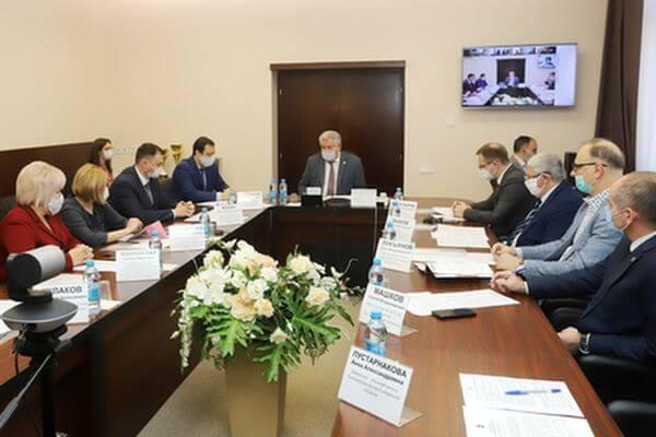 В Самарской области у129 студентов выявлен COVID-19