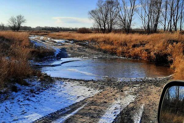 Вы зимой в ледяной воде плавать любите? | CityTraffic