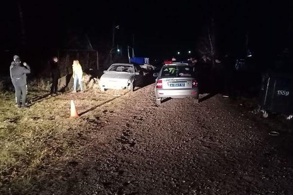 Пьяная девушка без прав села за руль и сбила школьницу в селе Самарской области | CityTraffic