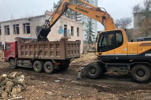 В Самаре  стартовало строительство нового детского сада   CityTraffic