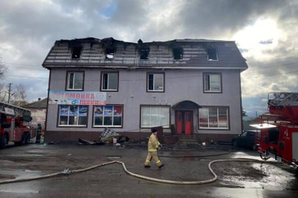 СК начал проверку по факту гибели 4 человек на пожаре в Самаре | CityTraffic