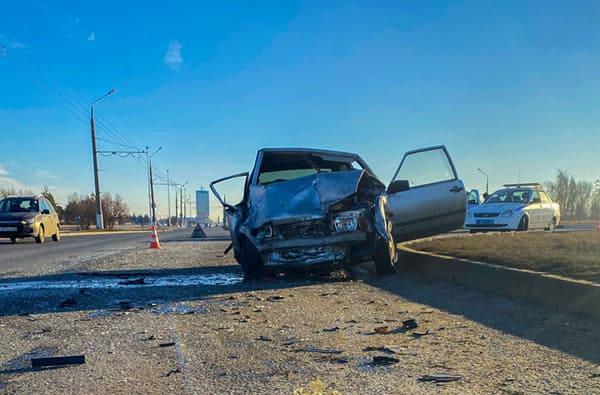 В Тольятти в ДТП погиб 29-летний водитель вазовской легковушки | CityTraffic