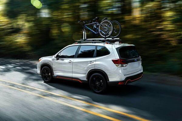 Subaru пошла по пути Lada Vesta Sport | CityTraffic
