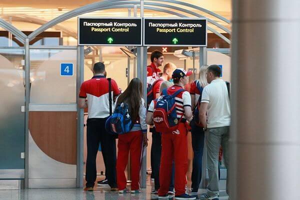 Для российских спортсменов упростили порядок выезда за границу | CityTraffic