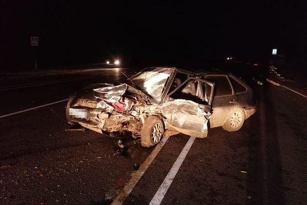 Пьяный водитель без прав устроил аварию в Самарской области | CityTraffic