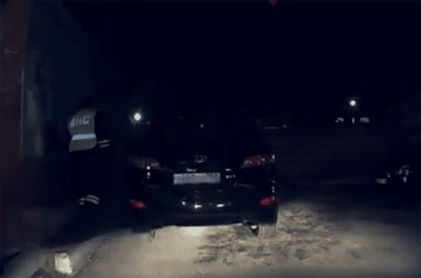 В Тольятти пьяный водитель просил сотрудников ГИБДД посадить его на 6 лет: видео | CityTraffic