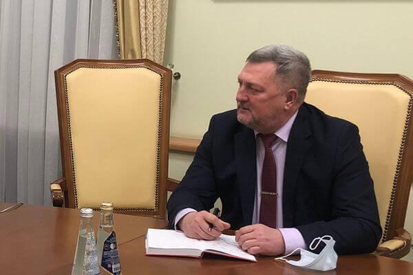 Депутаты СГД согласовали Владимира Бурыкина на должность вице-губернатора Самарской области   CityTraffic