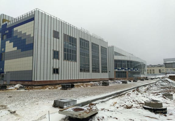 В Тольятти на строительство легкоатлетического манежа планируют потратить еще 189 млн рублей | CityTraffic