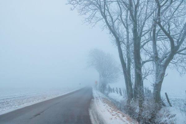 Туман продлили до воскресенья в Самарской области | CityTraffic