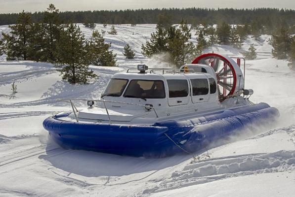 На маршруте Самара - Рождествено будут работать три новых судна на воздушной подушке | CityTraffic