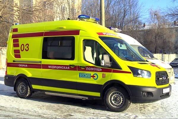 В Самарской области время приезда экстренной Скорой помощи - 20 минут | CityTraffic
