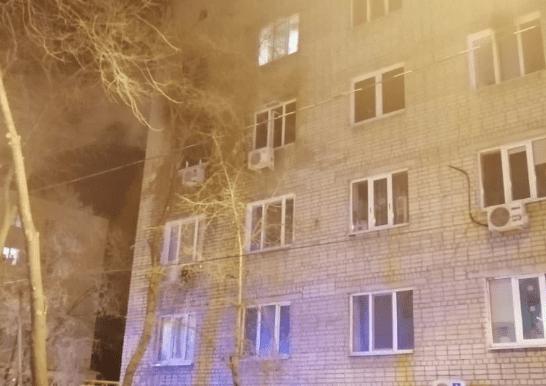 В Самаре из многоквартирного дома на улице Балаковской эвакуировали 9 человек из-за пожара | CityTraffic