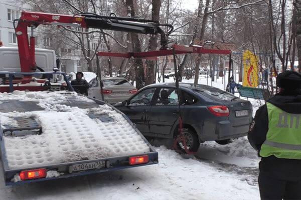 В Самаре и Тольятти в 2021 году могут увеличить тариф на эвакуацию авто | CityTraffic