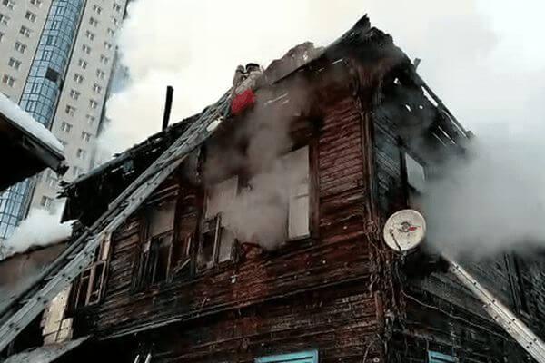СК и прокуратура начали проверки из-за гибели людей на пожаре в Самаре | CityTraffic