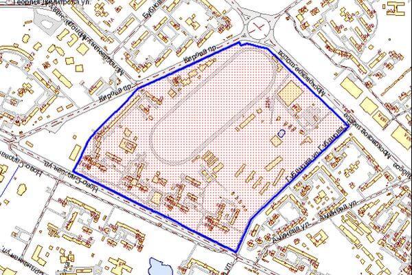 Строители представили свои планы на жилой квартал в Промышленном районе Самары | CityTraffic