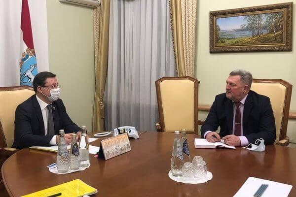 Сотрудник Центрального аппарата ФСБ пришел на работу в правительство Самарской области | CityTraffic