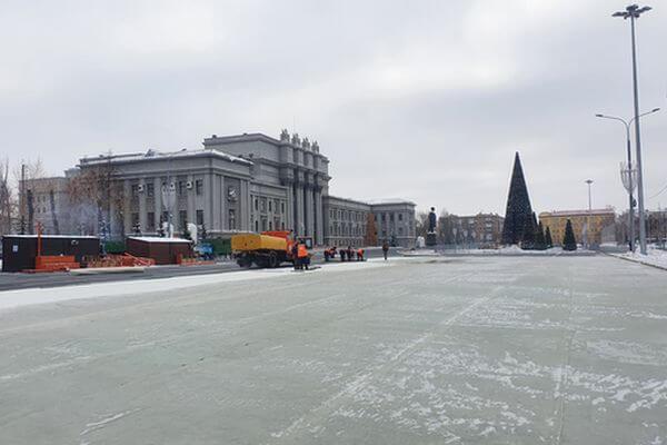 В Самаре зимой 2022-2021 зальют 115 катков | CityTraffic