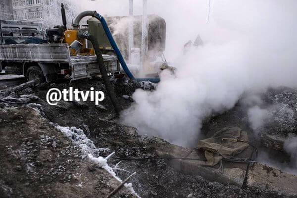 В Тольятти из-за аварии без отопления осталась половина Центрального района | CityTraffic