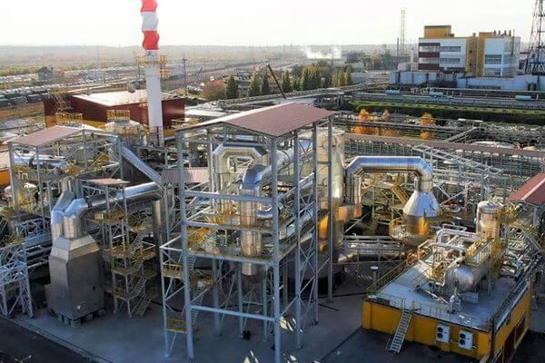 """В Тольятти открыли производство по изготовлению серной кислоты марки """"К"""" иулучшенного олеума"""