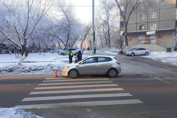 Женщина погибла в Новокуйбышевске под колесами автомобиля на переходе | CityTraffic