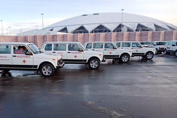 В Самарской области 166  вазовских машин передали на оказание скорой неотложной помощи | CityTraffic