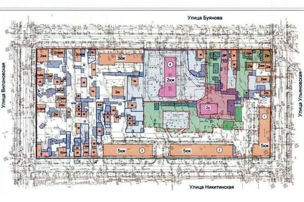 В Самаре утвердили документацию по планировке территории  в историческом центре, включающую строительство высоток | CityTraffic