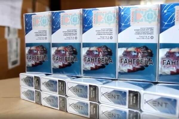 Таможня Самары изъяла сигаретную контрабанду под видом чая на 35 млн рублей | CityTraffic