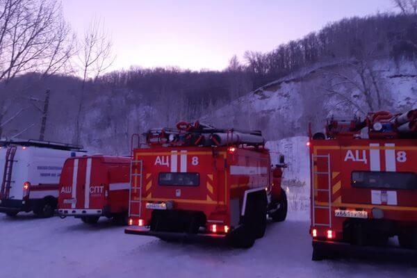 Дым без огня обнаружили в Сокских Штольнях Самары | CityTraffic