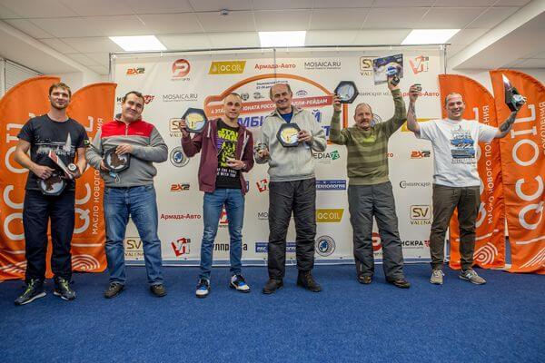 Самарский экипаж победил в Ульяновске | CityTraffic