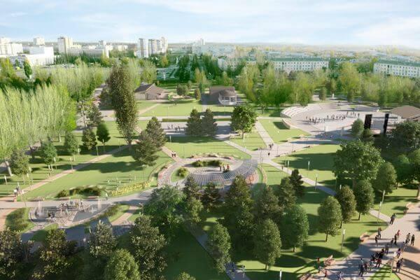 Проект ТГУ по преображению Центрального парка Тольятти признан лучшим | CityTraffic