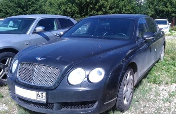В Самаре можно будет купить Bentley за 91 тысячу рублей, а в Тольятти - BMW X6 за 50 тысяч рублей | CityTraffic
