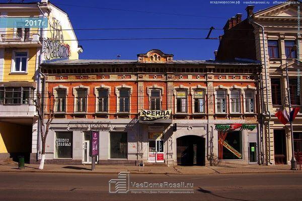 В Самаре под охрану взяли дом, где Ленин выступал против народников | CityTraffic