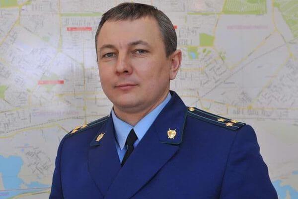 Зампрокурора Самарской области Андрей Шевцов переехал в Амурскую область | CityTraffic