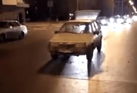 В Тольятти водитель «девятки» сбил женщину на пешеходном переходе   CityTraffic
