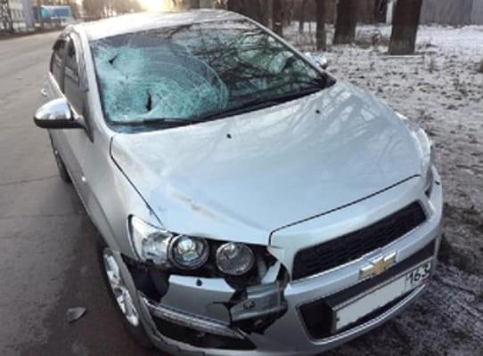 Пешеход скончался в «скорой»: в Тольятти водитель Chevrolet сбил 80-летнего пенсионера | CityTraffic