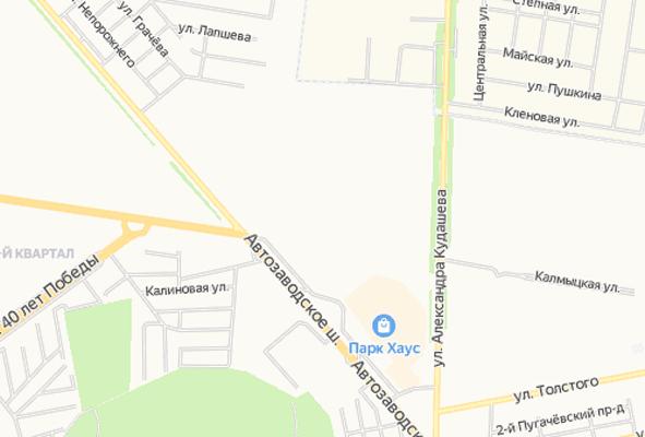 В Тольятти планируют построить кольцевую развязку на пересечении Калмыцкой, Хрящевского и Южного шоссе | CityTraffic