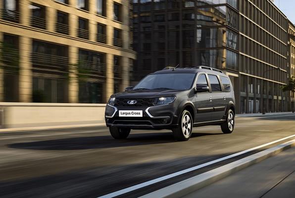 В РФ по итогам 2020 года было продано почти на 19 тысяч меньше автомобилей LADA, чем в2019 году