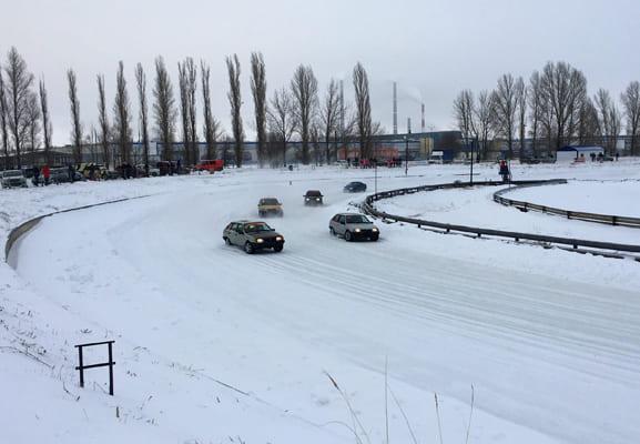 Переворот машины и другие этюды гонки | CityTraffic