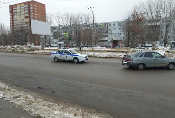 В Тольятти водитель вазовской легковушки сбил мужчину на пешеходном переходе | CityTraffic