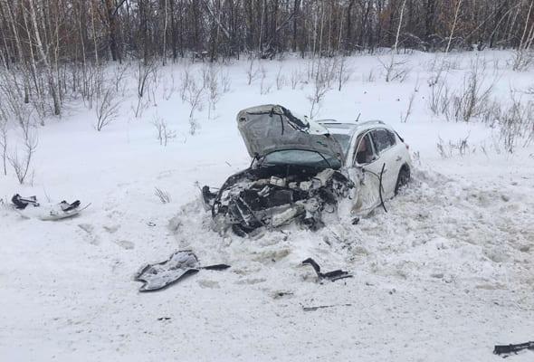 Один человек погиб и 5 пострадали в результате столкновения «Лады» и «Инфинити» в Самарской области | CityTraffic