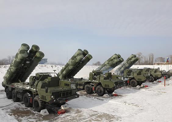 В Самарскую область прибыл новый зенитный ракетный комплекс С-400 «Триумф» | CityTraffic