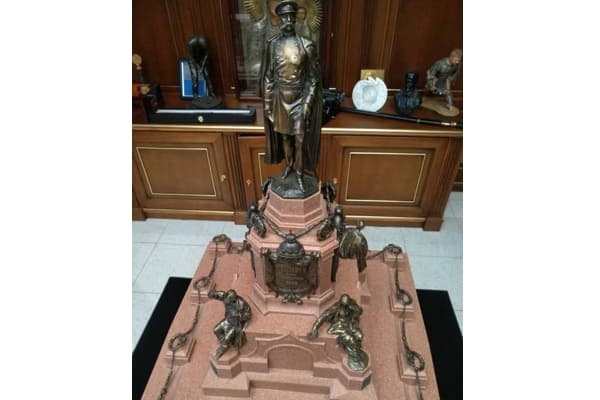 В Самаре могут вновь установить памятник Александру II | CityTraffic