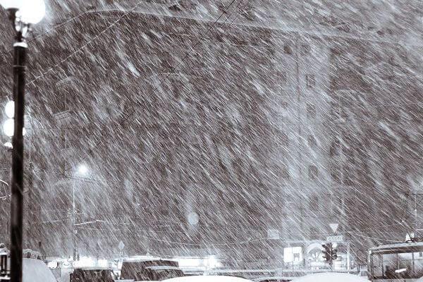 В Самаре побит снежный рекорд 20-летней давности | CityTraffic