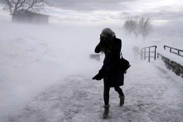 Низовые метели и сильный ветер ожидаются в Самарской области 15 января | CityTraffic