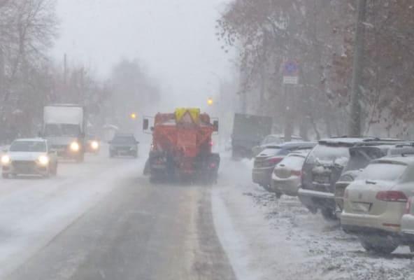 Власти Самары решили уменьшить количество реагентов, применяемых при уборке снега | CityTraffic