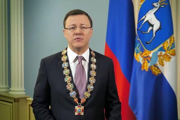 Дмитрий Азаров поздравил жителей Самарской области со 170-летием губернии | CityTraffic