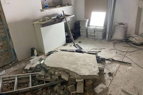 СК начал проверку из-за обрушения стены в пятиэтажке Самары | CityTraffic