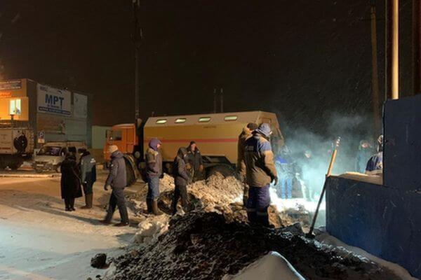 Под Сызранью без тепла остались жители 8 домов | CityTraffic