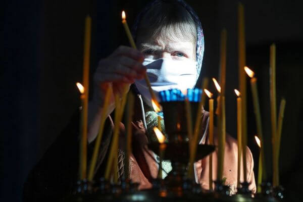 На Рождество в храмах и на фудкортах Самарской области ужесточат меры борьбы с коронавирусом | CityTraffic